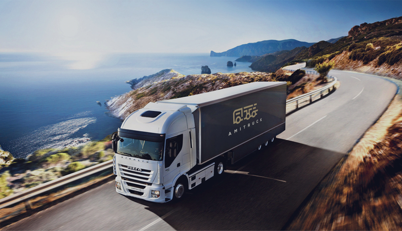 Amitruck peer-to-peer trucking service across Africa