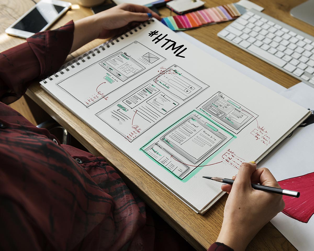 Web Design at LWDA