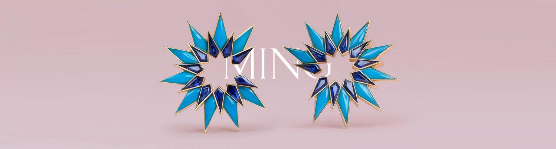Ming Jewellery Branding