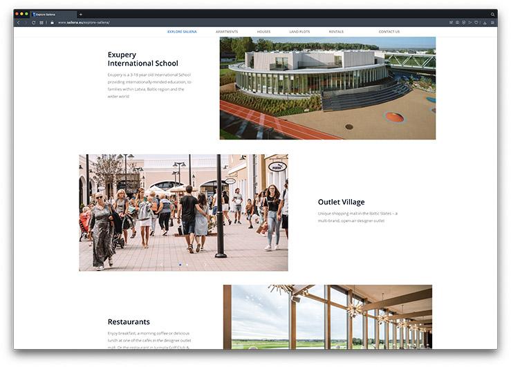 Property Website Development Local SEO